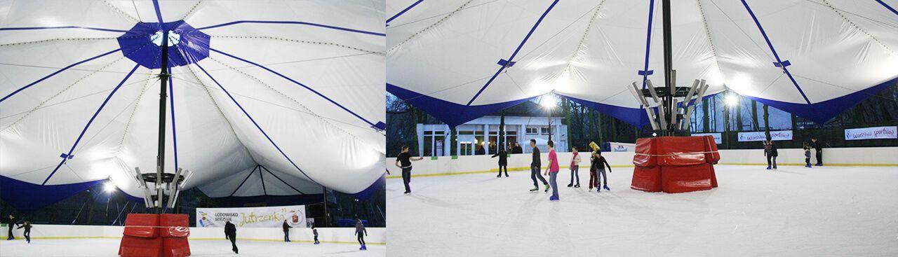 Sport Halls s.c. Eissporthalle