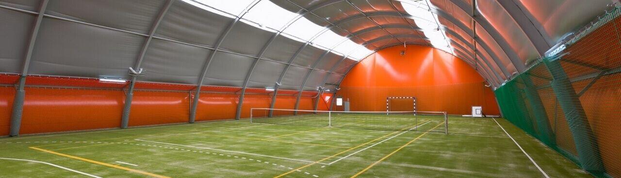 Sport Halls s.c. Bogenhallen-Halbfässer
