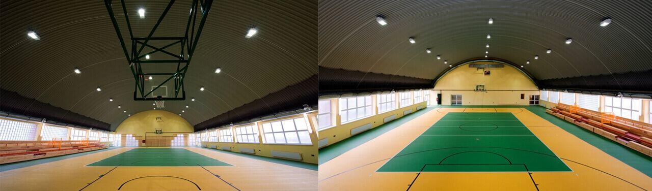 Sport Halls s.c. Schulhallen