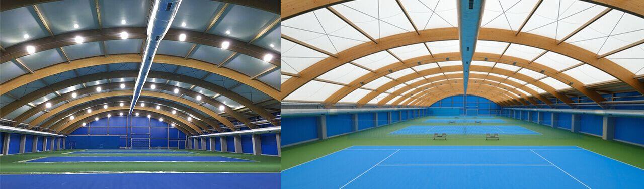 Sport Halls s.c. Wimbledon-Hallen