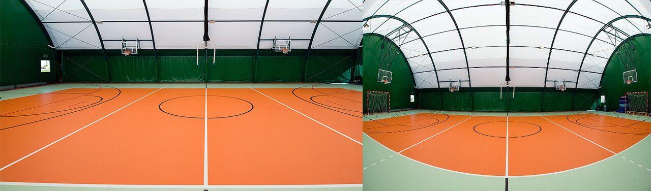 Sport Halls s.c. Polyurethanbeläge