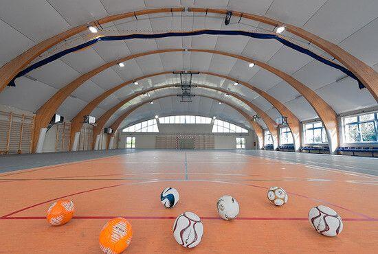 Fußballhallen - Sport Halls
