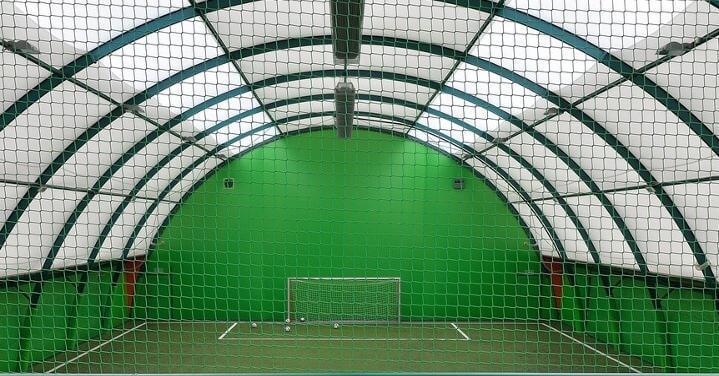 Fußballhallen