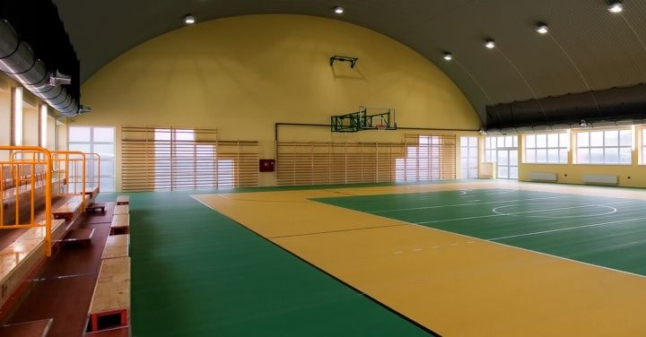 Schulhallen