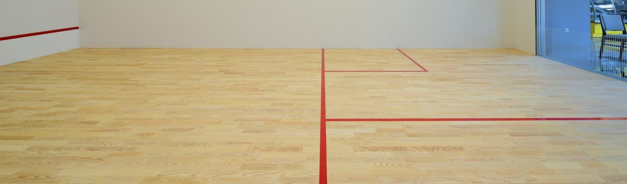 Sport Halls s.c. Squashhallen
